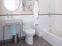 Genius small bathroom makeover ideas